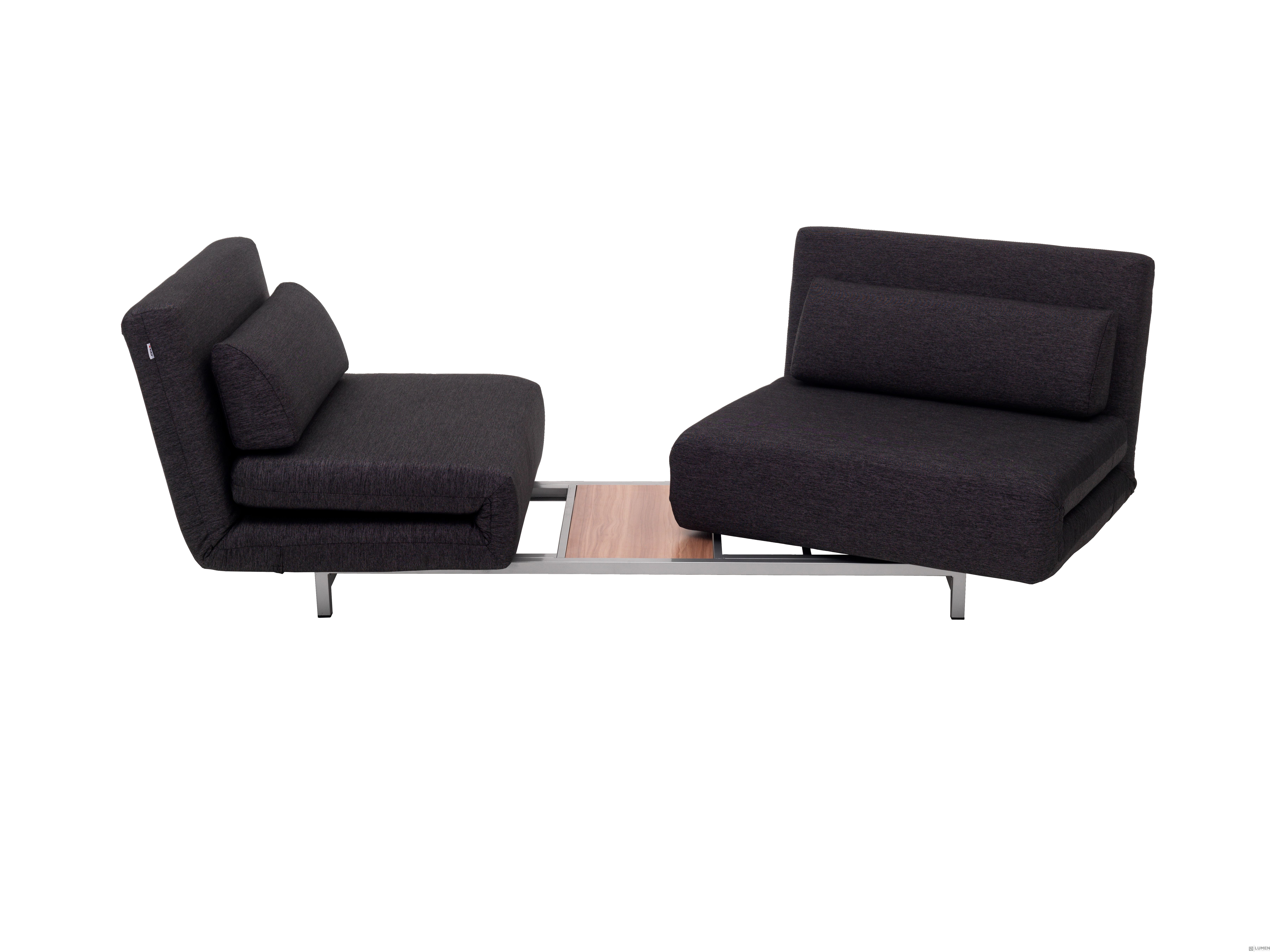 Picture of: 2 Seat Convertible Sleeper Sofa
