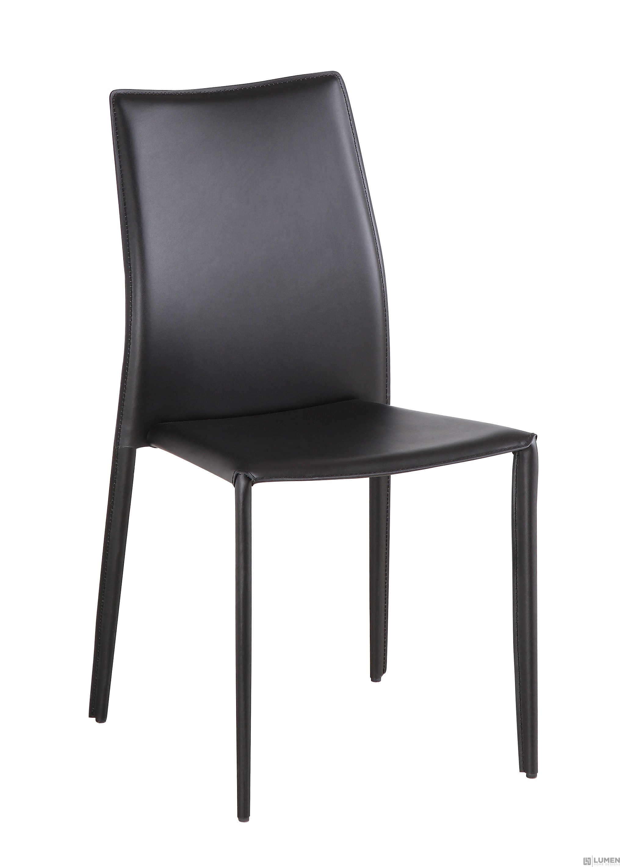Classic Leatherette Dining Chair