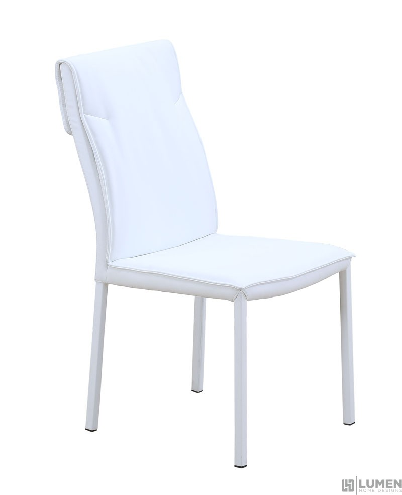 Minimalist Leatherette Dining Chair
