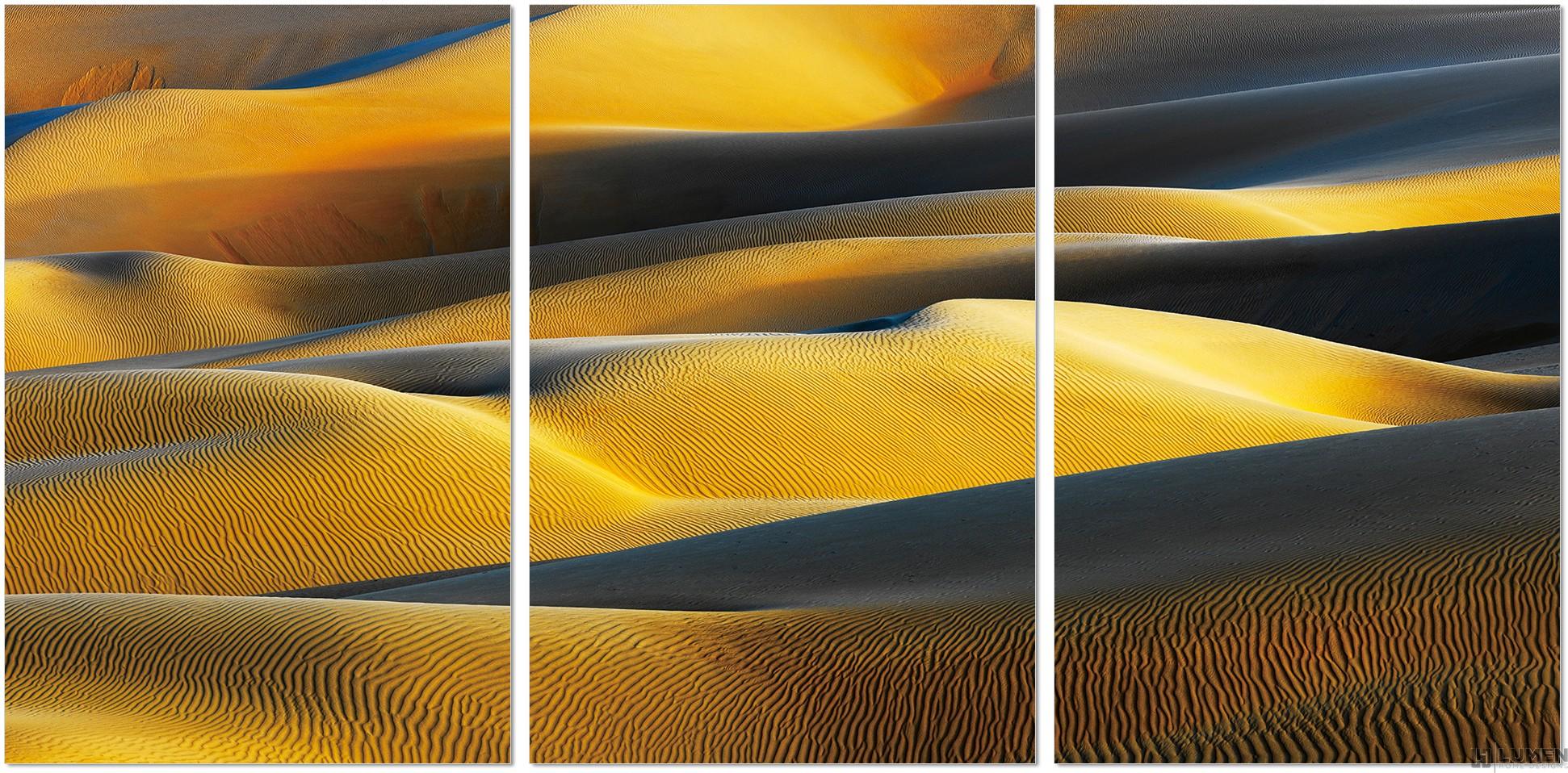 Desert Dunes Wall Print Set