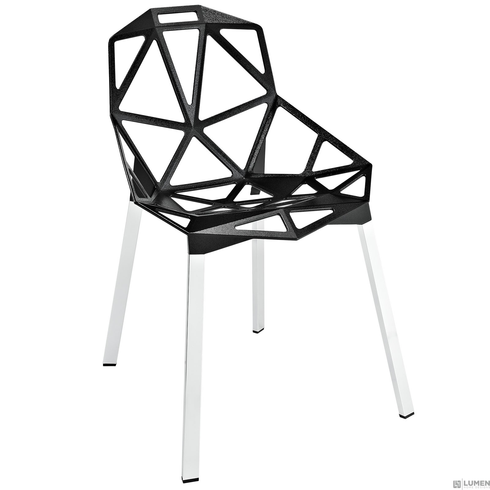 LHD-1016-BLK-Dining Chair
