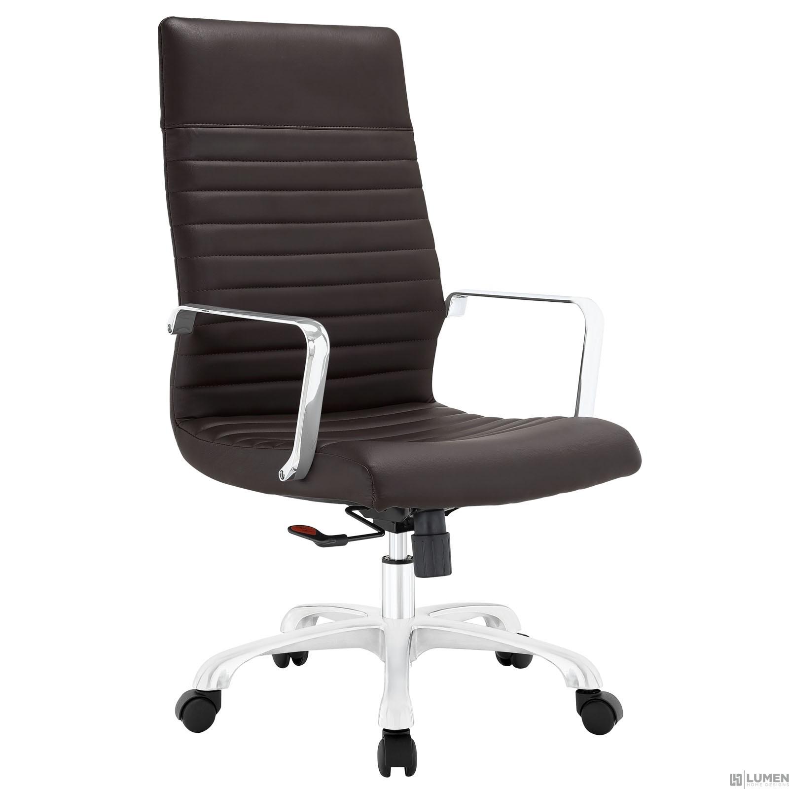 LHD-1061-BRN-Office Chair