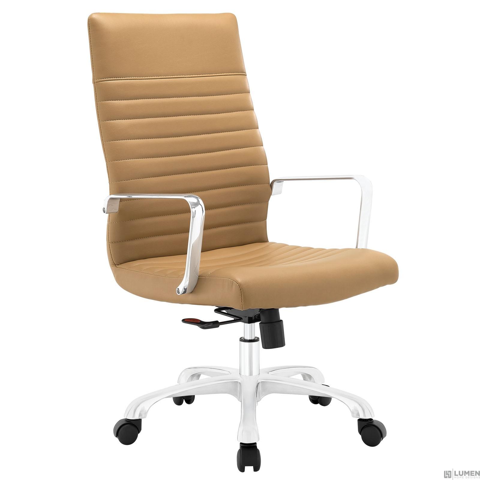 LHD-1061-TAN-Office Chair