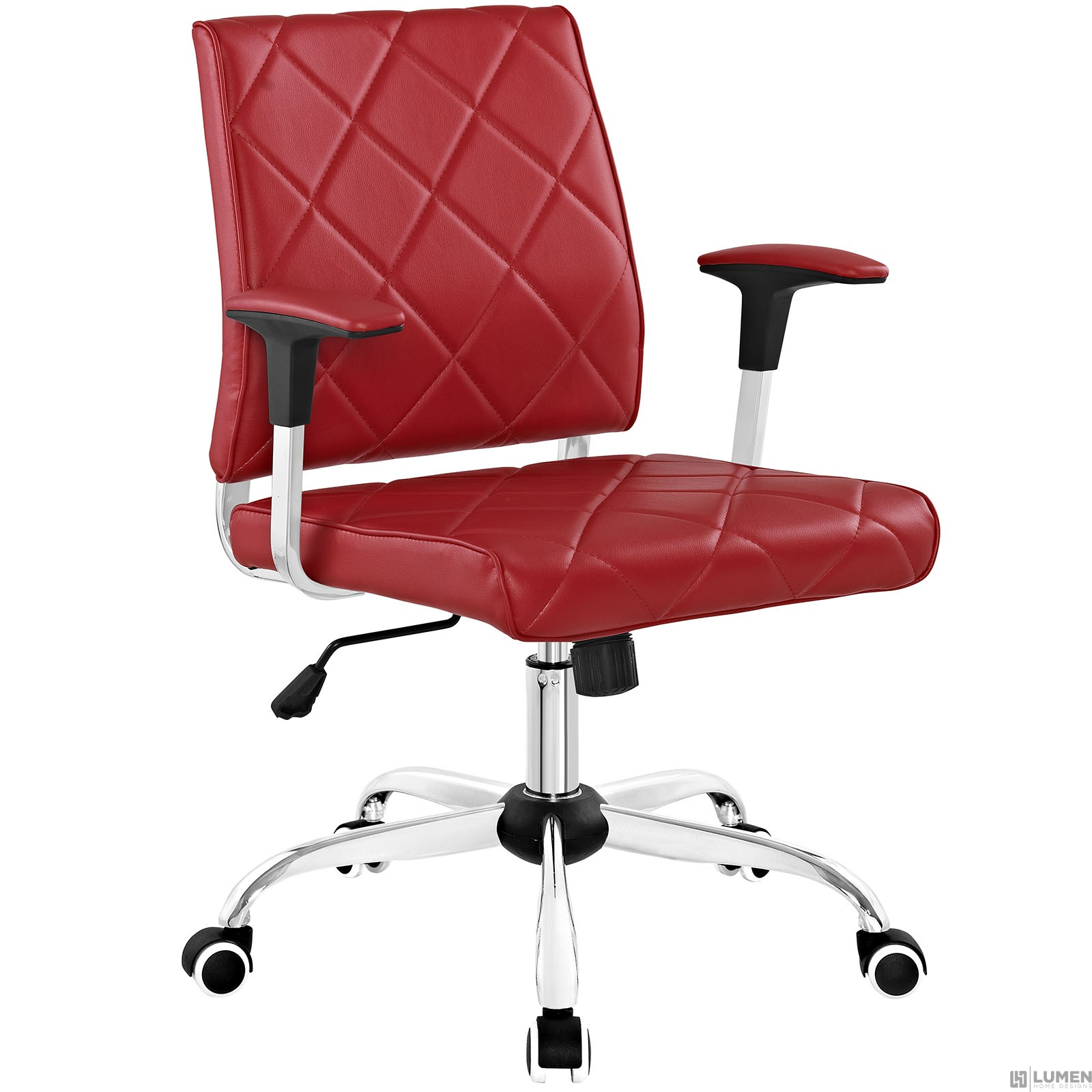 LHD-1247-RED-Office Chair