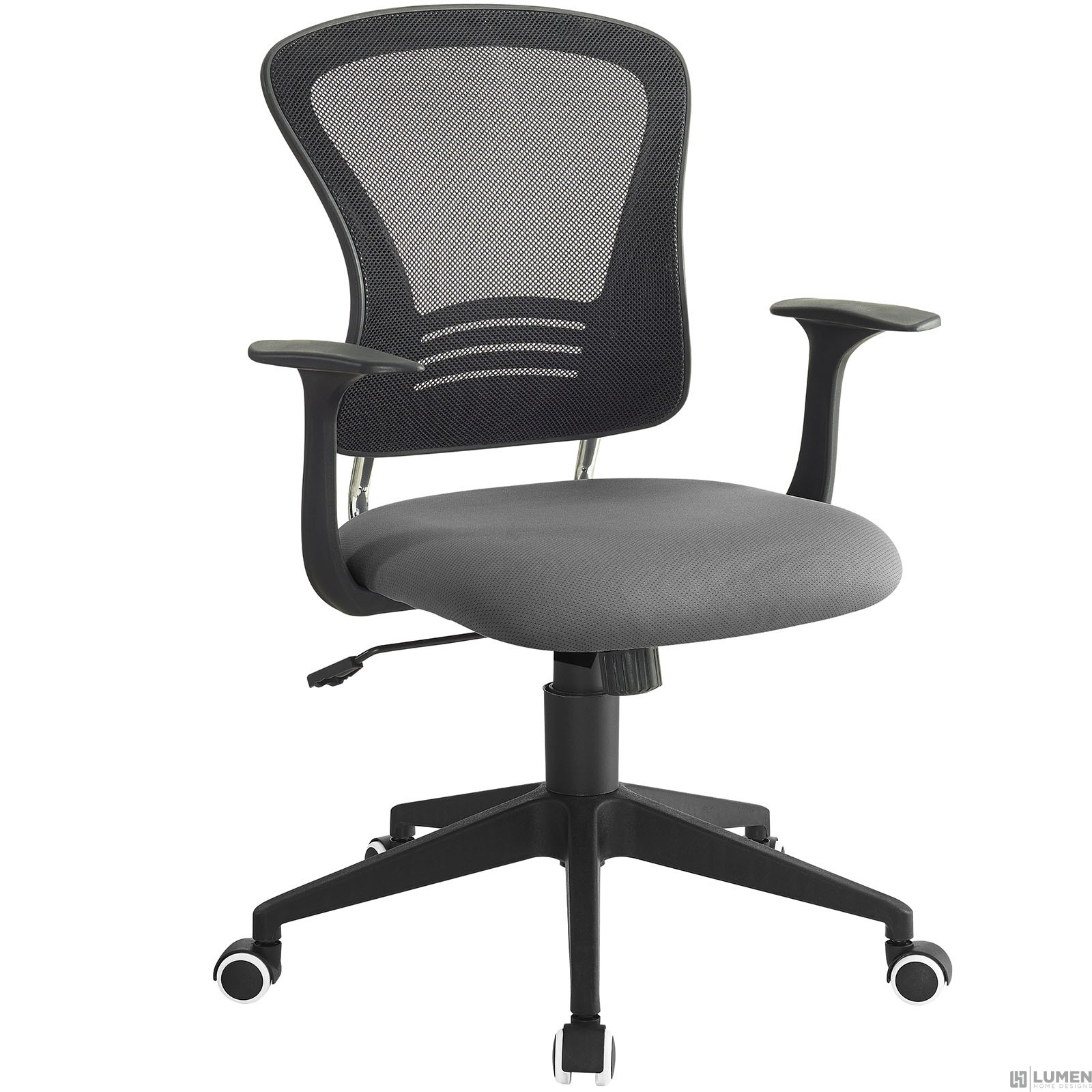 LHD-1248-GRY-Office Chair