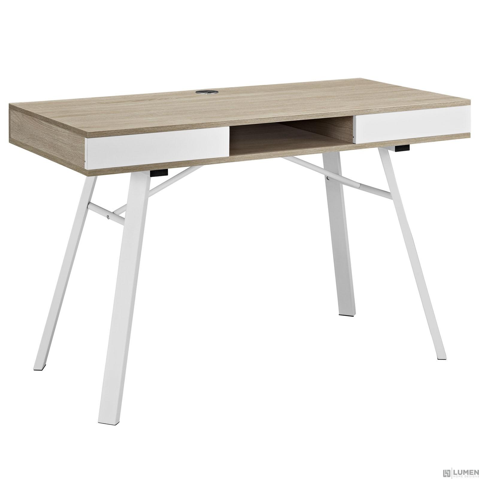 LHD-1322-OAK-Desk