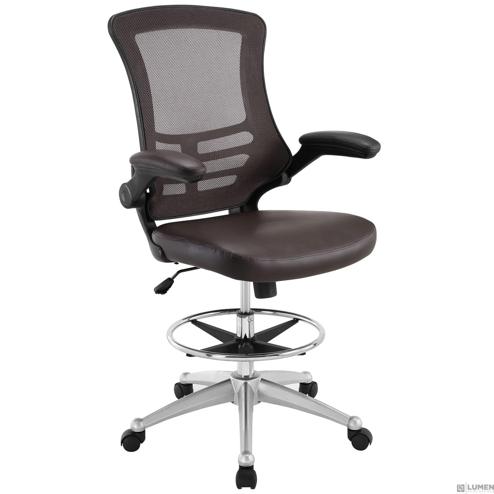 LHD-1422-BRN-Office Chair