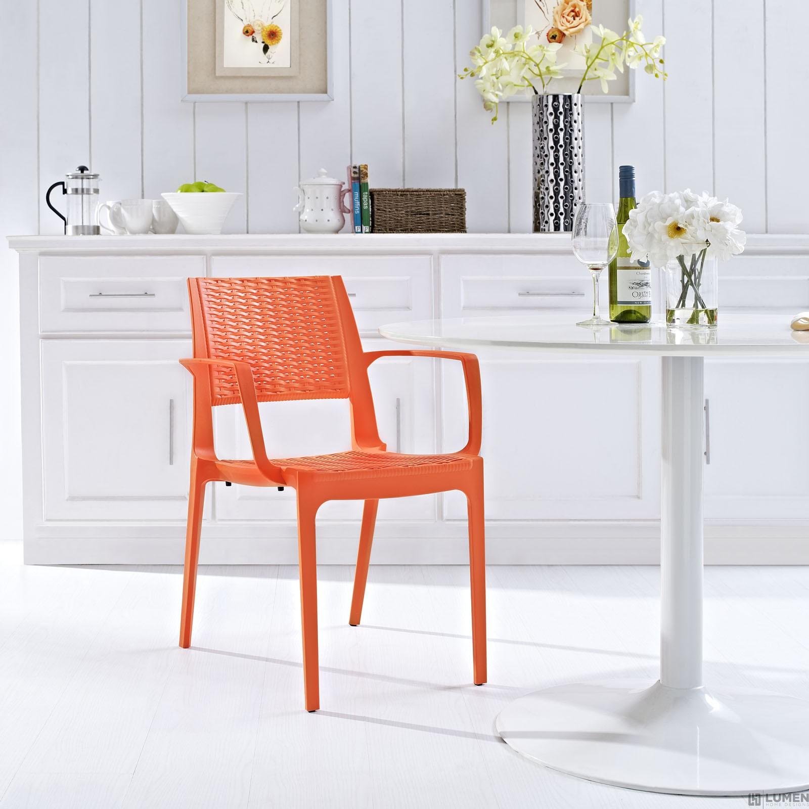 LHD-1467-ORA-Dining-Armchair