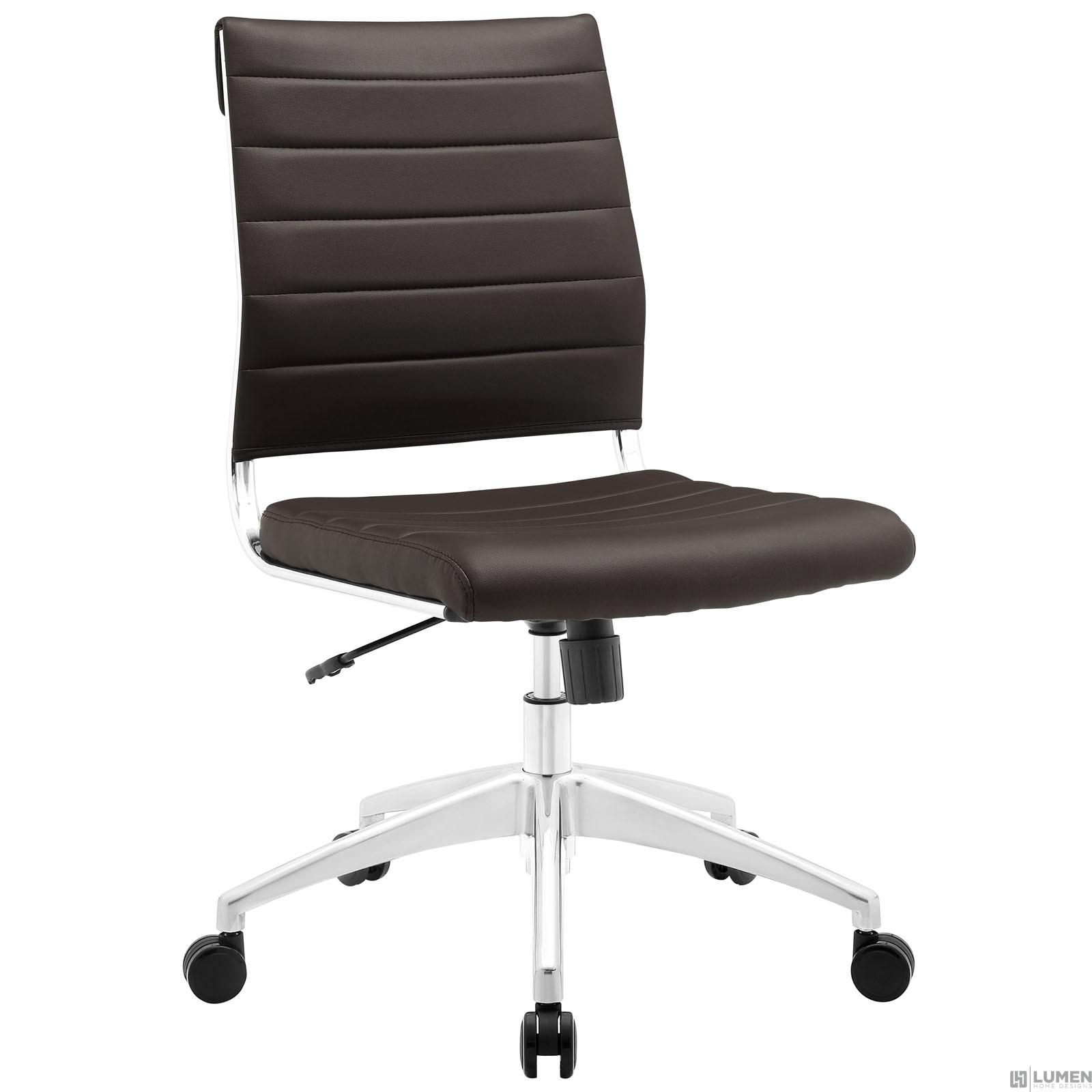 LHD-1525-BRN-Office Chair