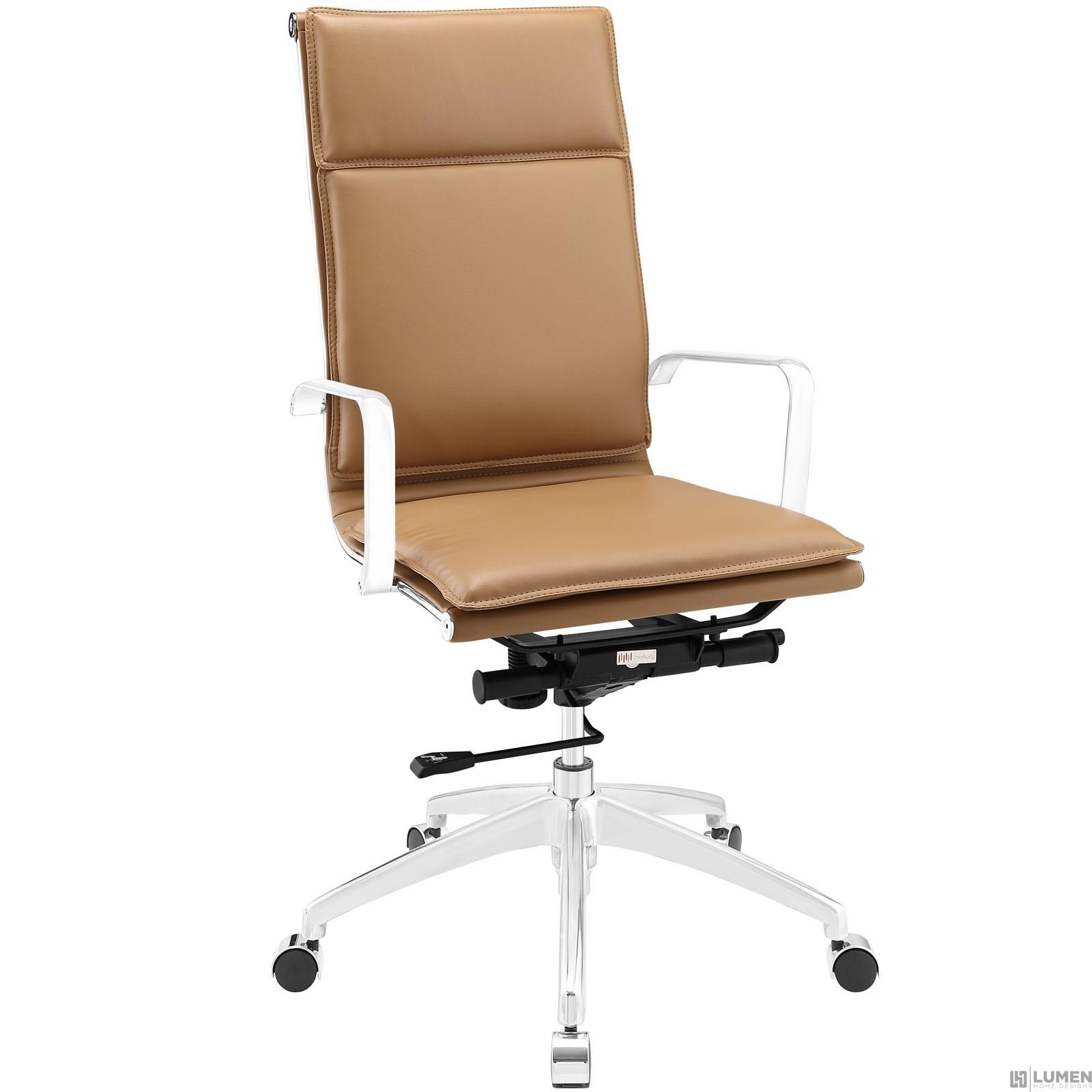 LHD-1529-TAN-Office Chair