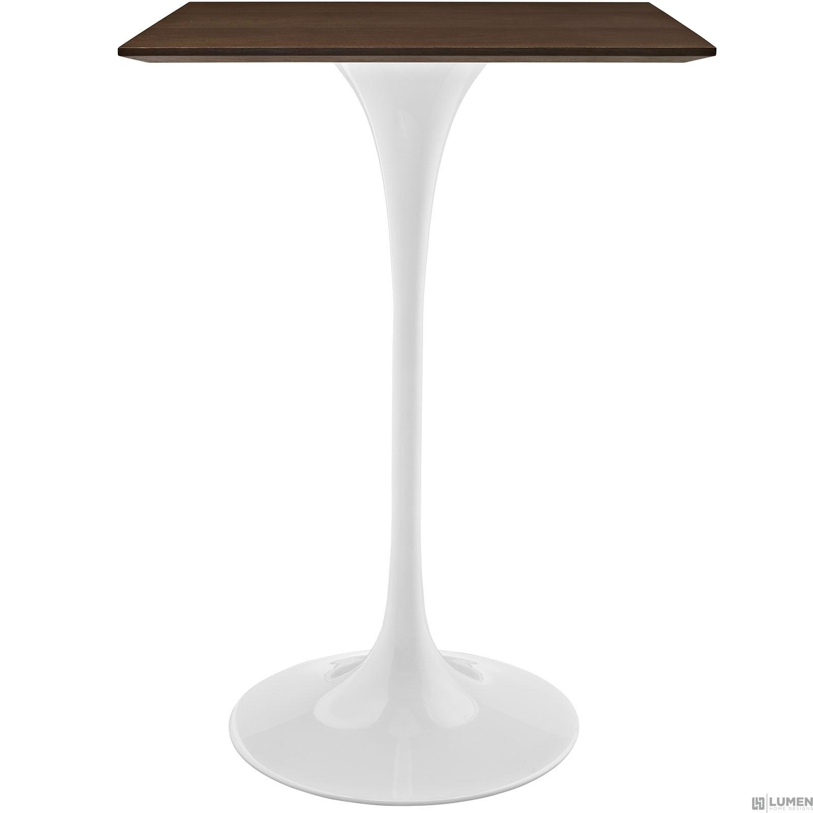 LHD-1829-WAL-Bar-Table