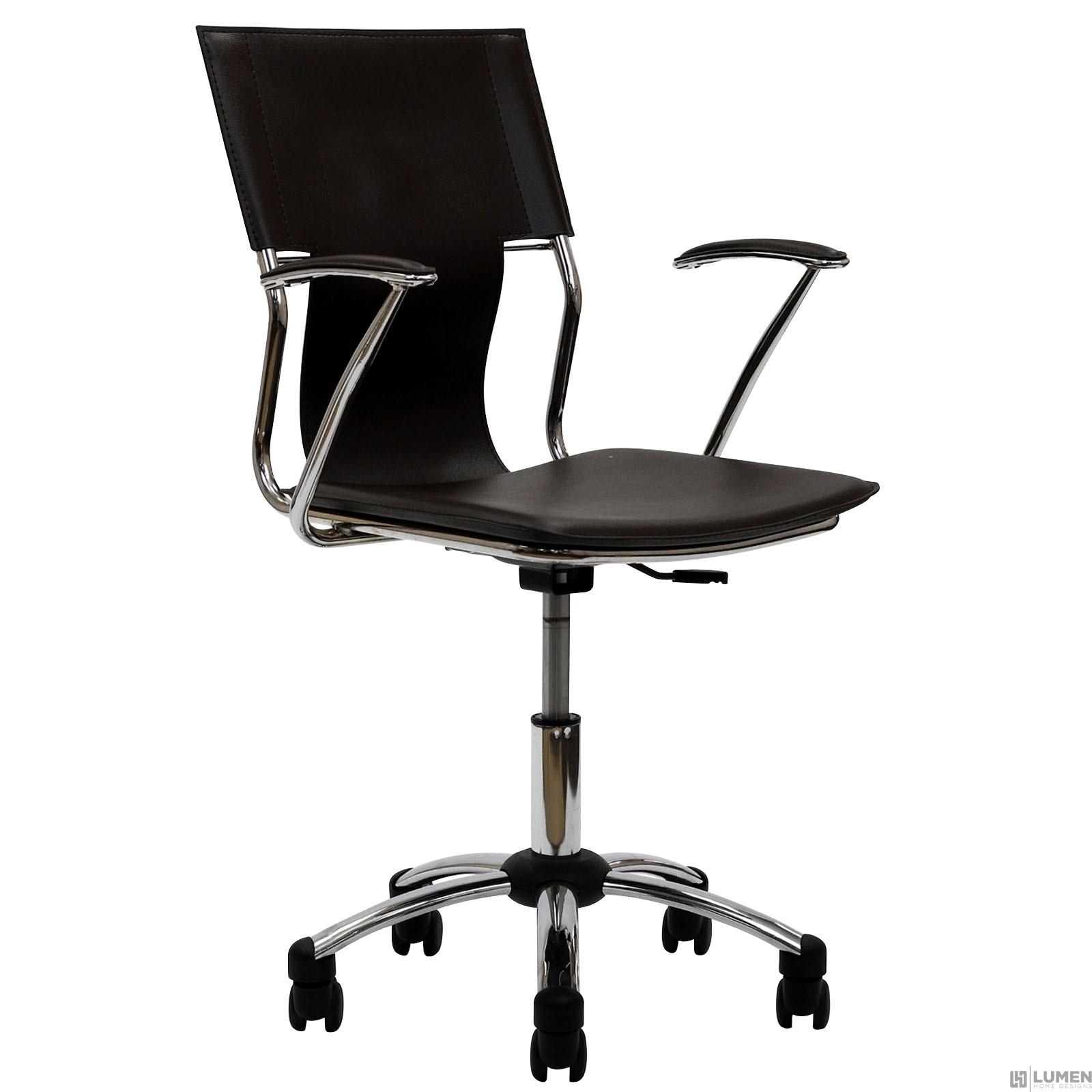 LHD-198-BRN-Office Chair