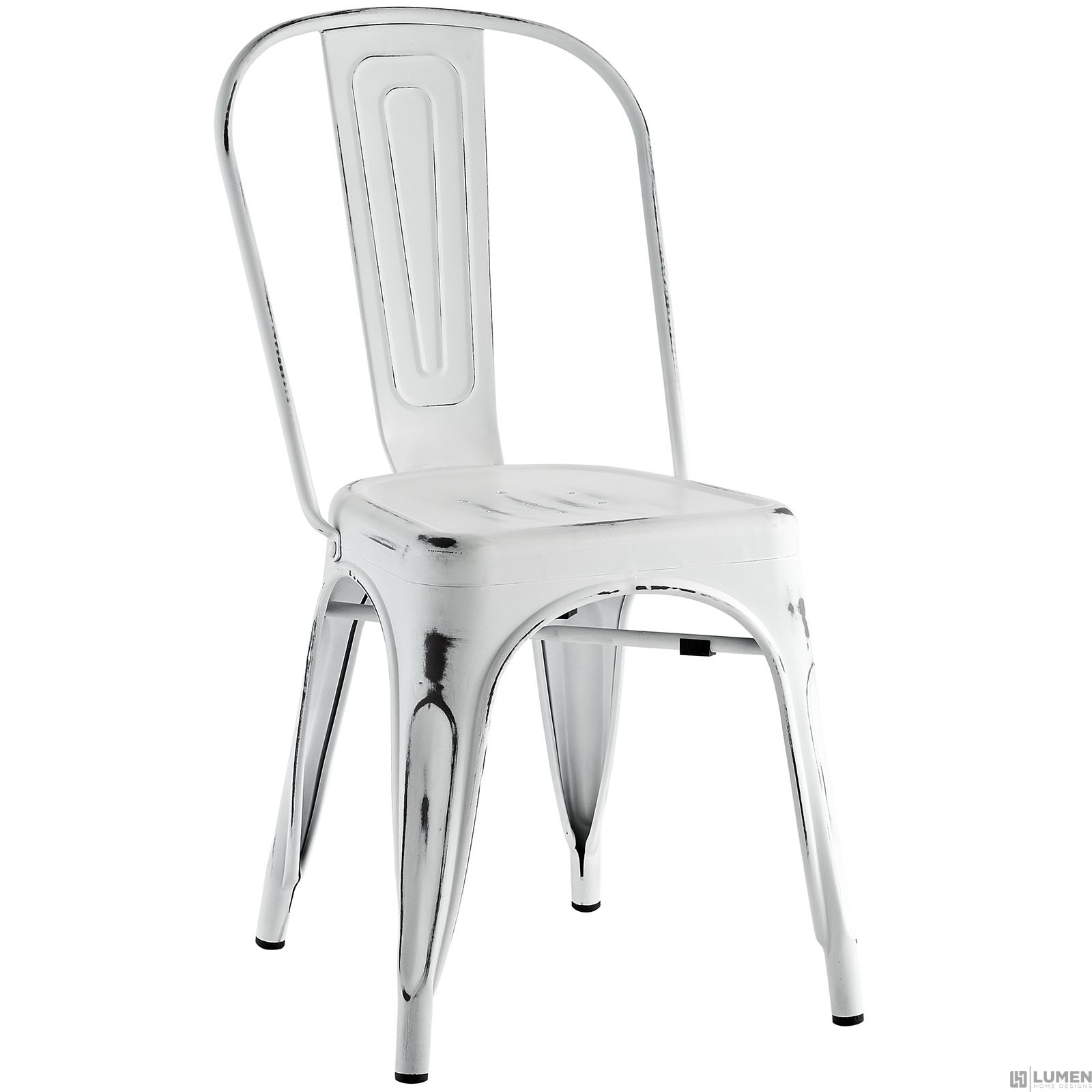 LHD-2027-WHI-Dining Chair