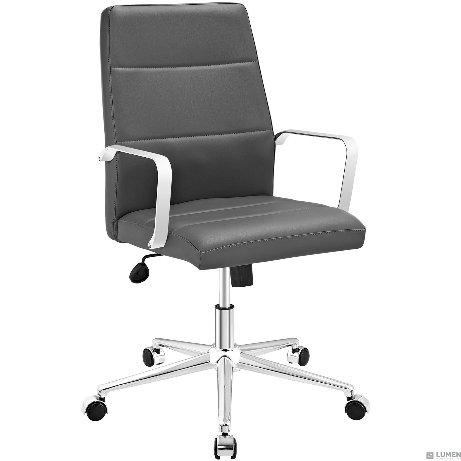 LHD-2121-GRY-Office Chair
