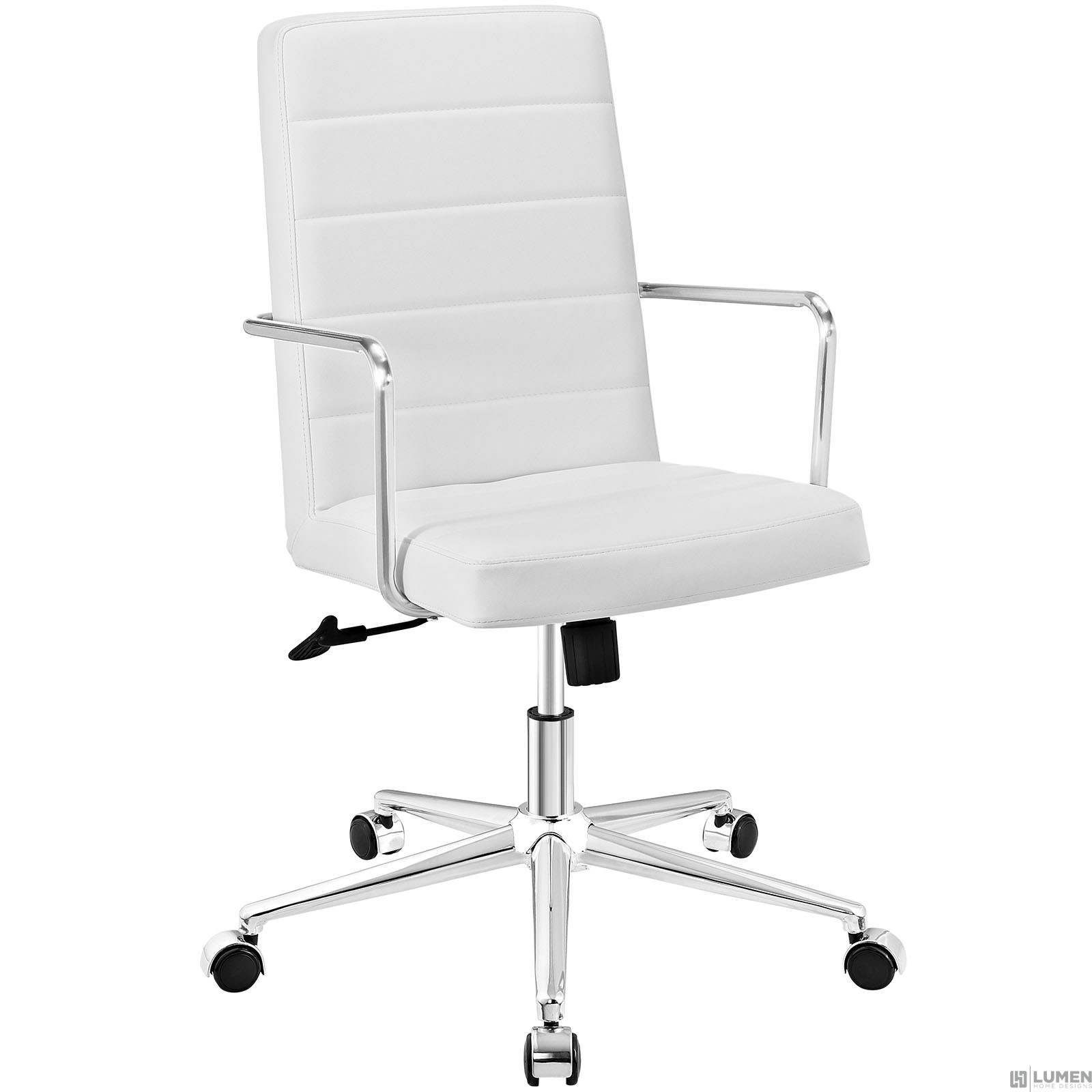 LHD-2124-WHI-Office Chair