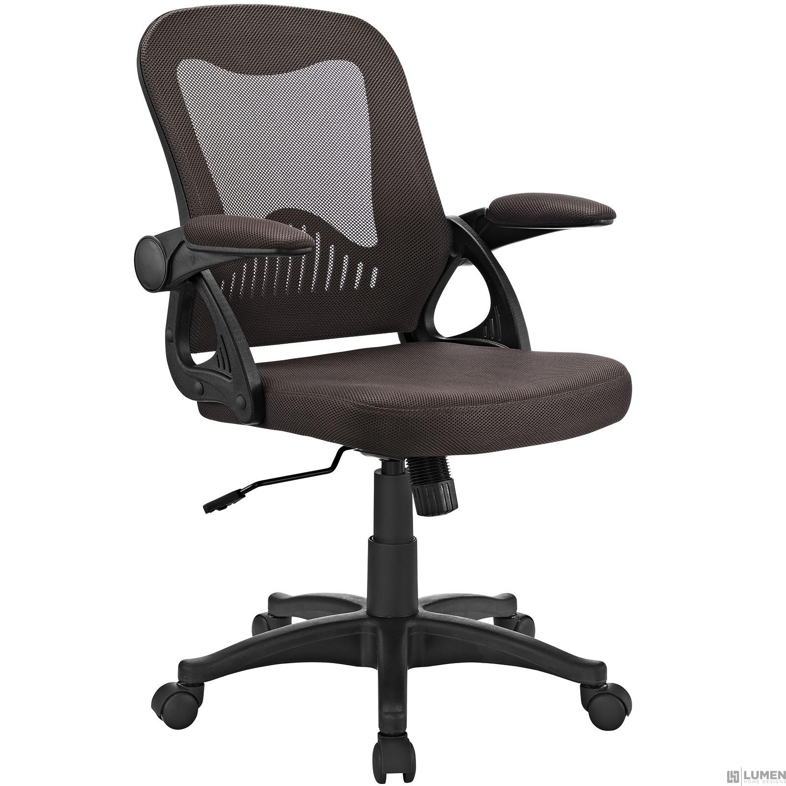 LHD-2155-BRN-Office Chair