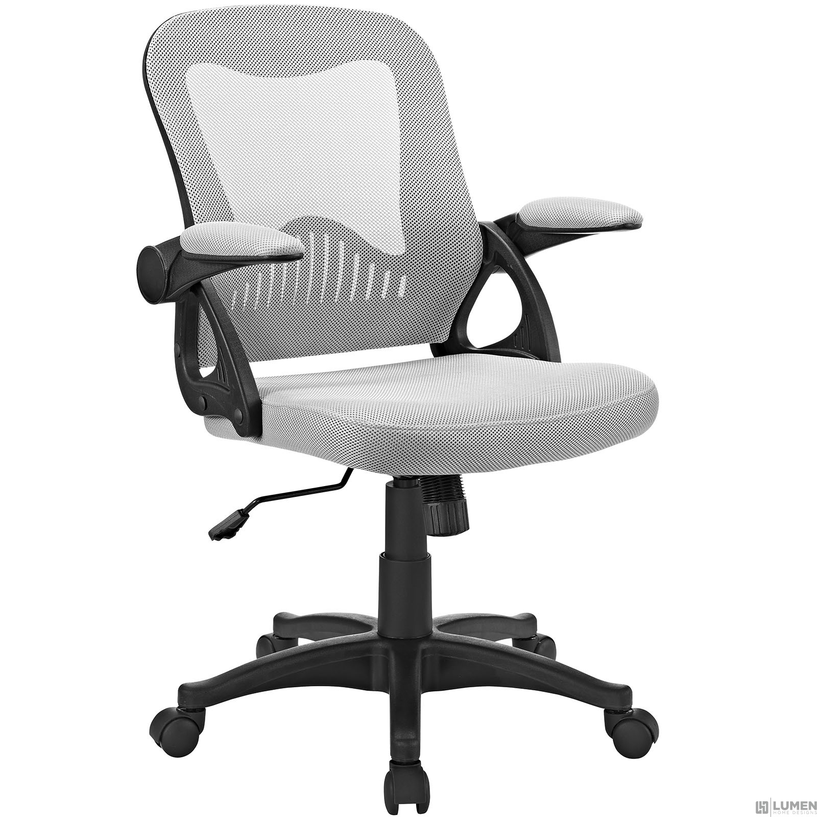 LHD-2155-GRY-Office Chair