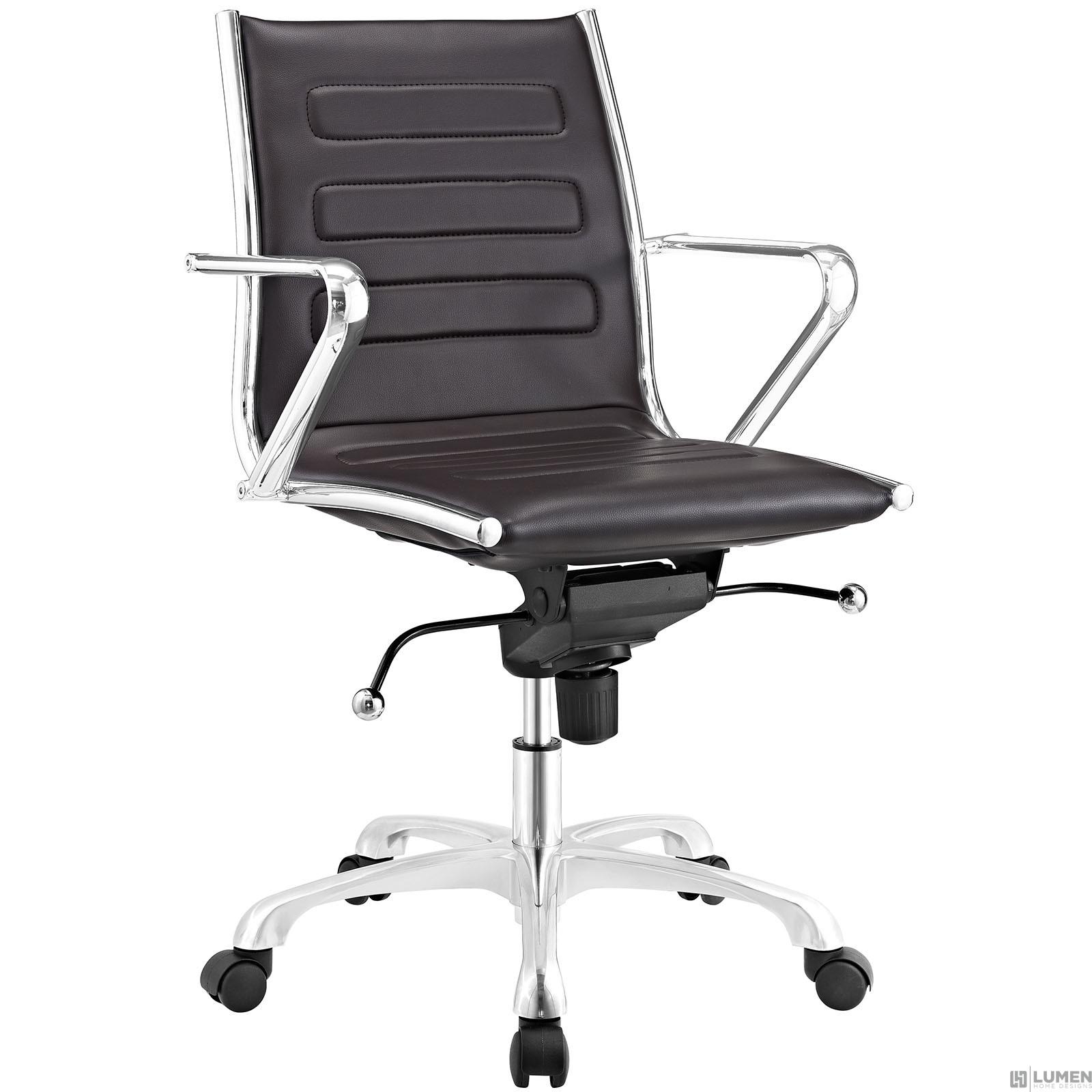 LHD-2214-BRN-Office Chair