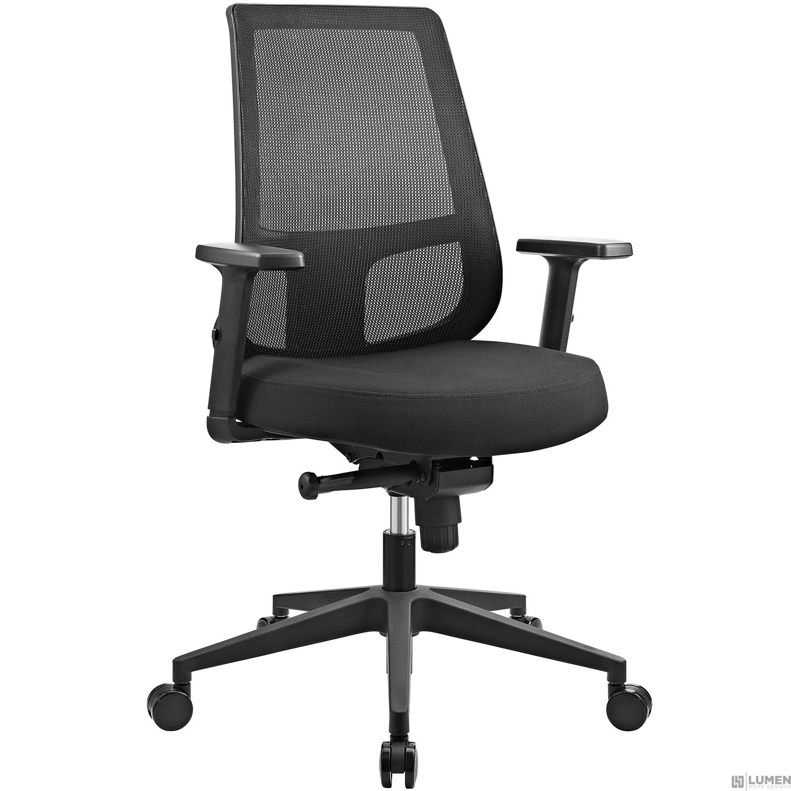 LHD-2215-BLK-Office Chair