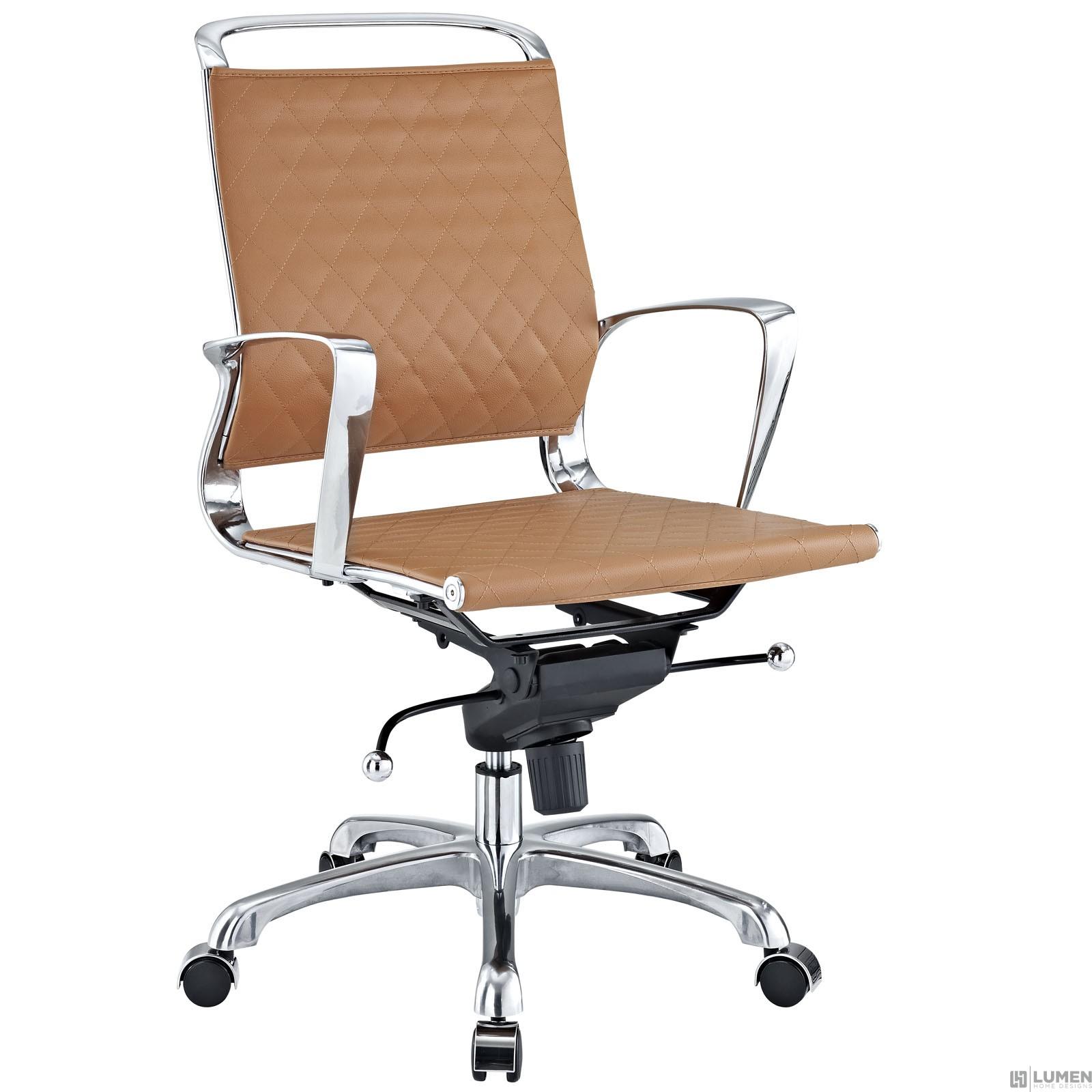 LHD-227-TAN-Office Chair