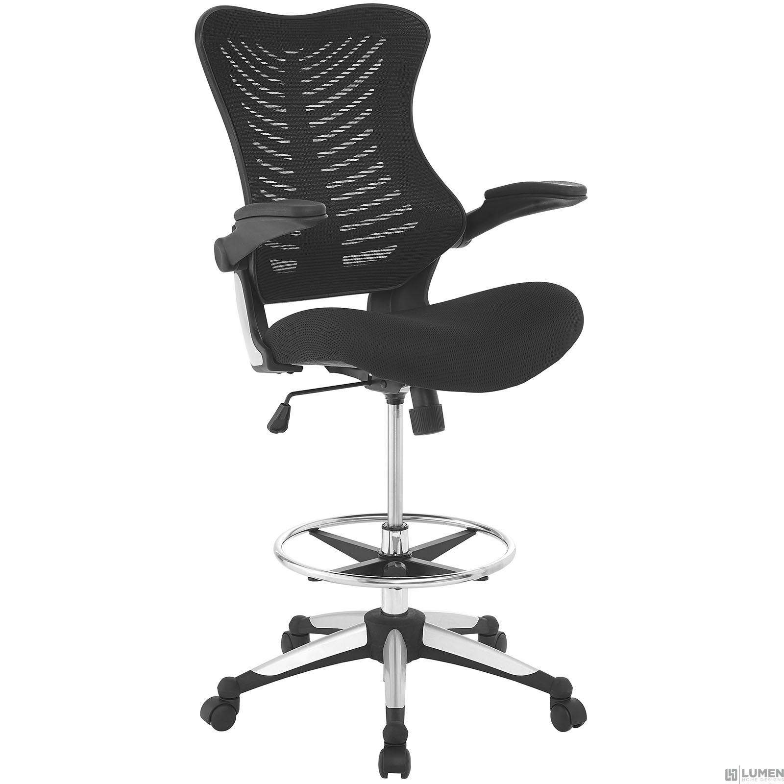 LHD-2286-BLK-Office Chair