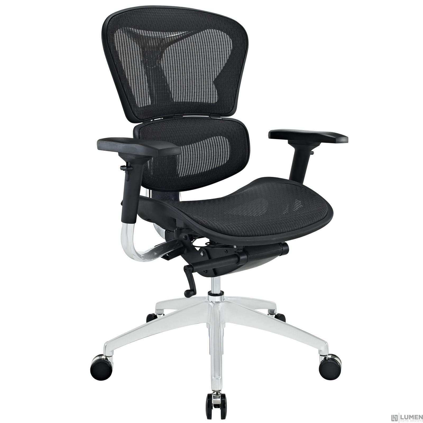 LHD-233-BLK-Office Chair