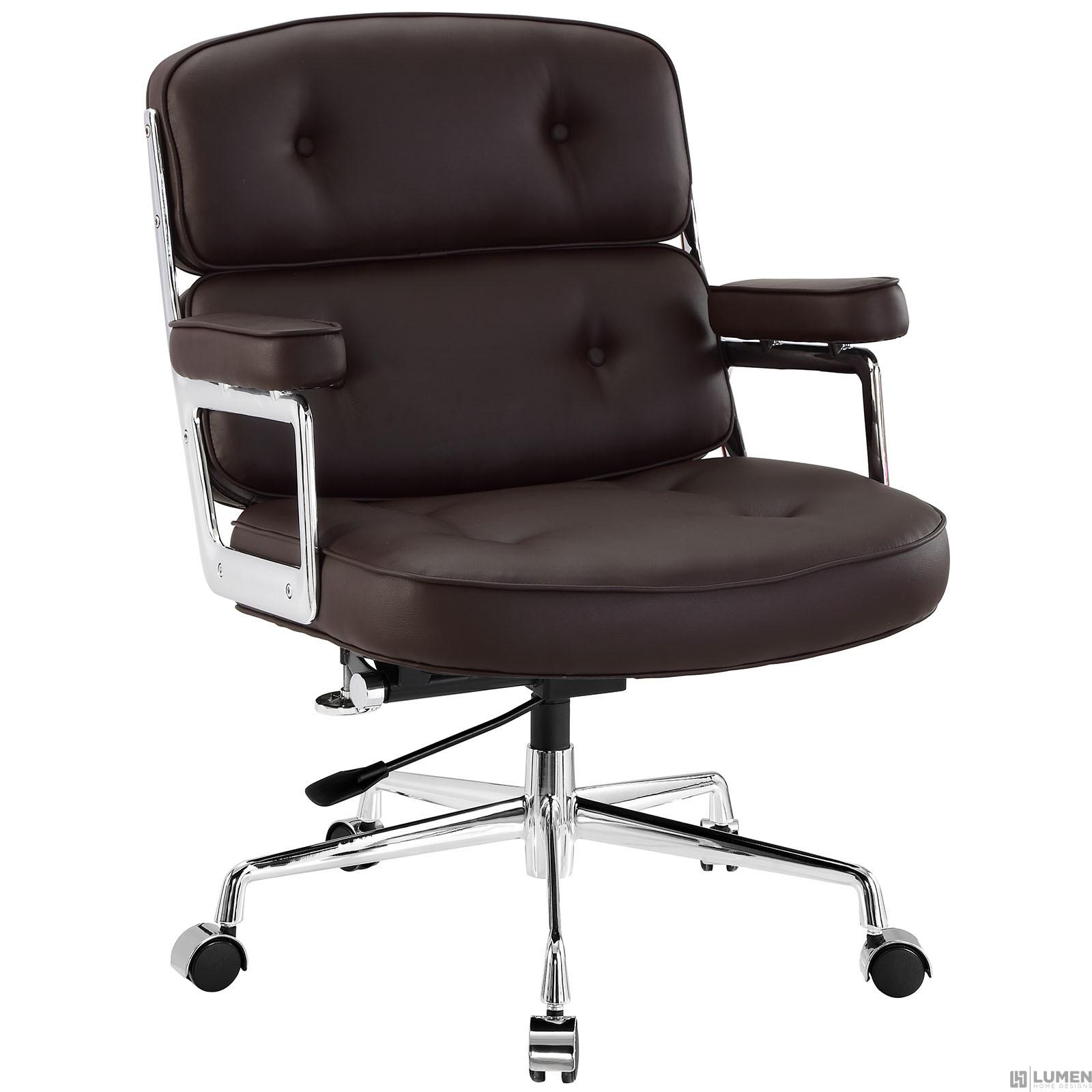 LHD-276-BRN-Office Chair