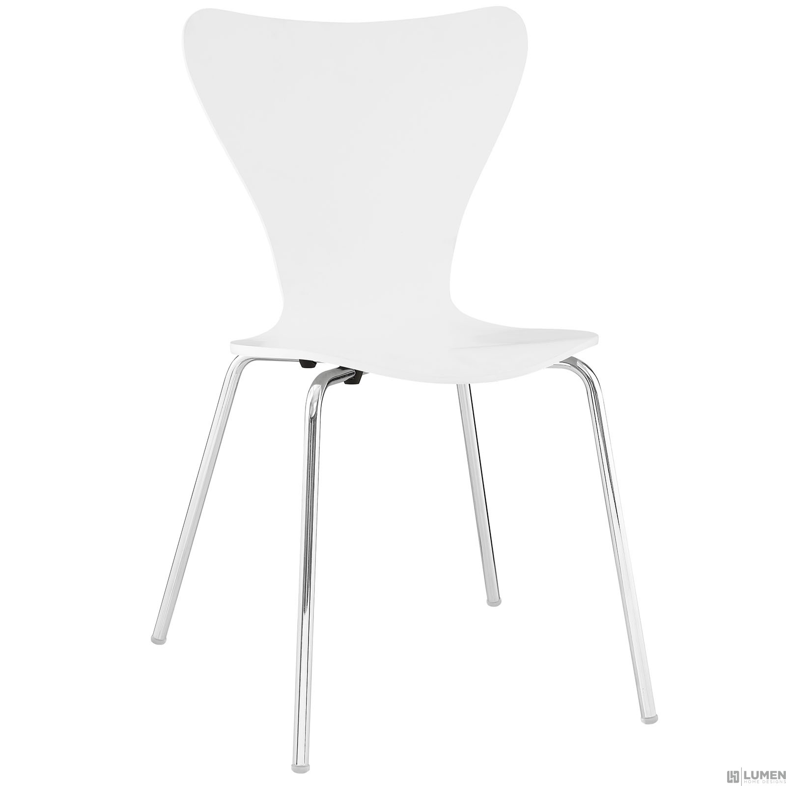 LHD-537-WHI-Dining Chair