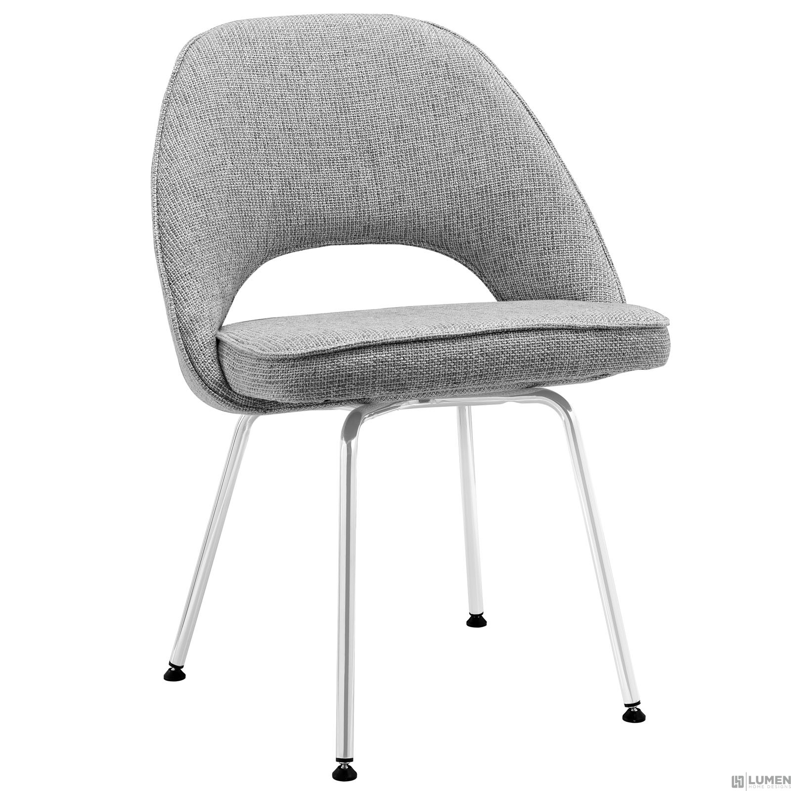 LHD-622-LGR-Dining Chair