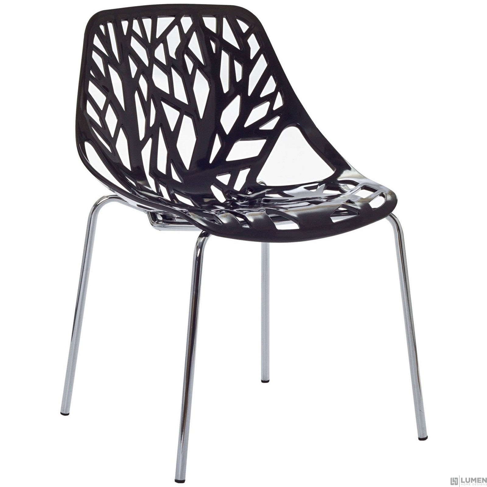 LHD-651-BLK-Dining Chair