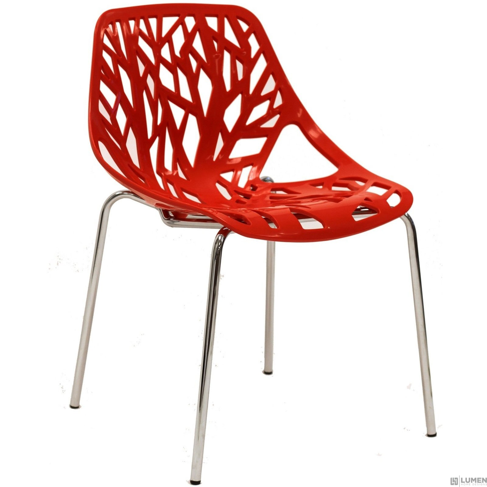 LHD-651-RED-Dining Chair