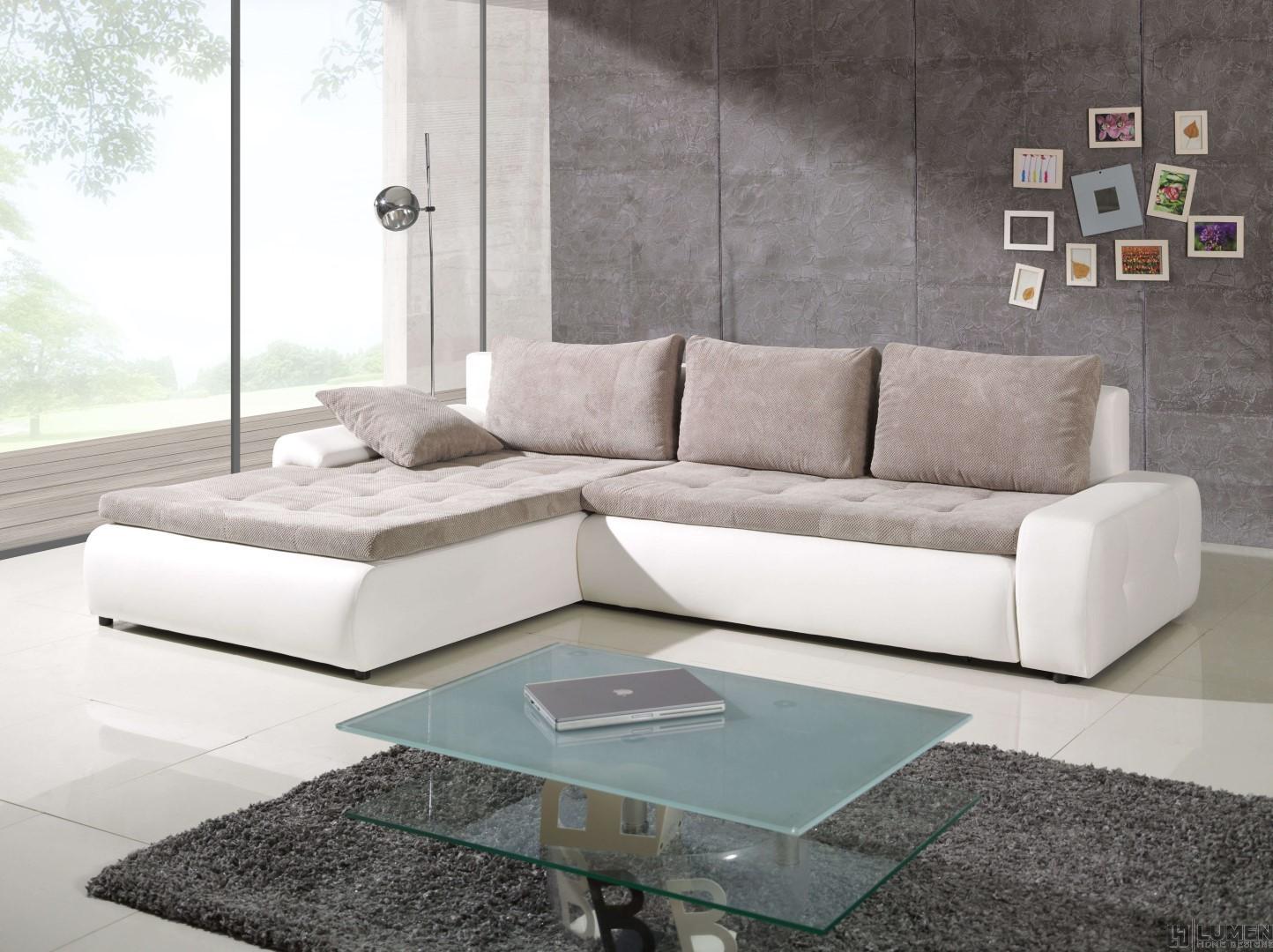 Galileo Sectional Sofa Sleeper with Storage Universal