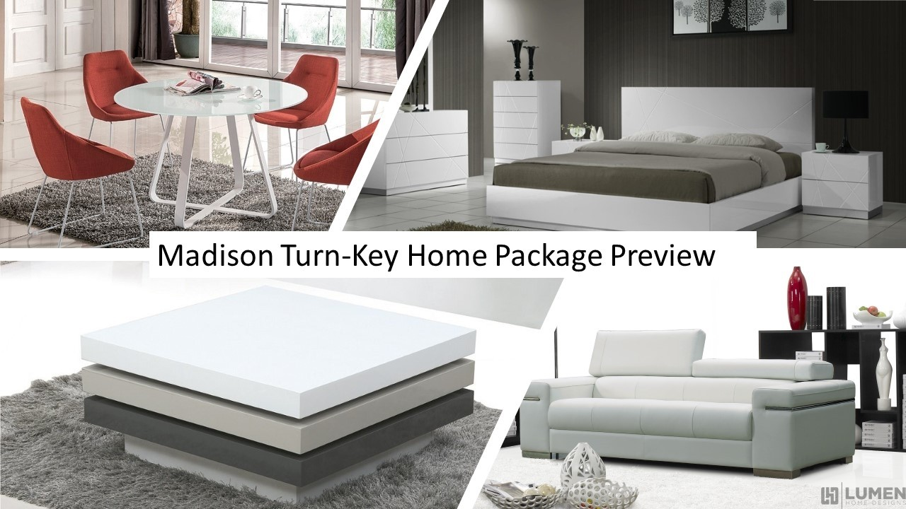 Madison Furniture Package